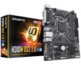 Gigabyte H310M DS2 2.0 placa base LGA 1151 (Zócalo H4) Intel® H310 Micro ATX - Imagen 1