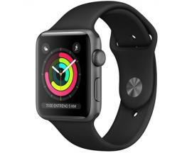APPLE WATCH SERIES 3 GPS 42MM ALUMINIO GRIS ESPACIAL-DESPRECINTADO