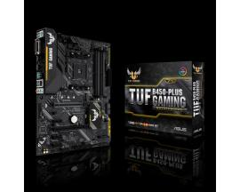 ASUS TUF B450-PLUS GAMING placa base Zócalo AM4 AMD B450 ATX - Imagen 1