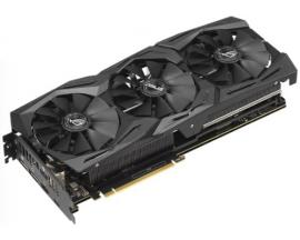 ASUS ROG-STRIX-RTX2070-O8G-GAMING GeForce RTX 2070 8 GB GDDR6 - Imagen 1
