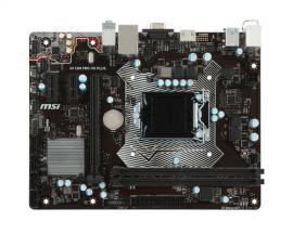 MSI H110M PRO-VH PLUS placa base LGA 1151 (Zócalo H4) Intel® H110 Micro ATX - Imagen 1