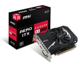 MSI Radeon RX 550 4 GB GDDR5 - Imagen 1