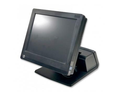 HP RP7 7800 AIO Intel Core i3 2120 3.3 GHz. · 4 Gb. SO-DDR3 RAM · 2x 128 Gb. SSD · COA Windows 7 Professional · Táctil 15 '' 4: