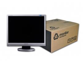 Samsung SyncMaster 204BM TFT 20 '' 4:3 · Resolución 1280x1024 · Dot pitch 0.294 mm · Respuesta 5 ms · Contraste 1000:1 · Brillo