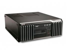 Acer Veriton M670 Intel Core 2 Duo E8400 3 GHz. · 4 Gb. DDR3 RAM · 160 Gb. SATA · DVD-RW · Ubuntu GNU/Linux - Imagen 1