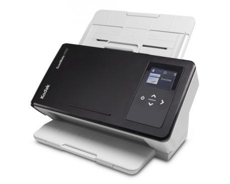 Kodak ScanMate i1150 600 x 600 DPI Escáner con alimentador automático de documentos (ADF) Negro A4 - Imagen 1