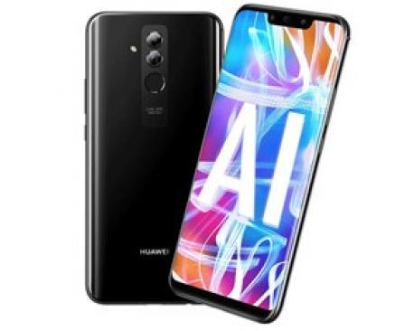 "Telefono movil smartphone huawei mate 20 lite black/ 6.3""/ 64gb rom/ 4gb ram/ octa core/ 20+2 mpx rear/ 24+2 mpx front/ ia/ hdr"