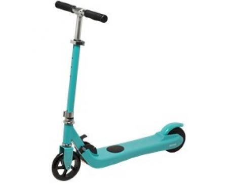 """Scooter patinete electrico denver sck-5300 azul/ 5"""" / niños - Imagen 1"""