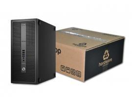 HP EliteDesk 800 G1 Torre Intel Core i3 4130 3.4 GHz. · 8 Gb. DDR3 RAM · 256 Gb. SSD · DVD-RW · COA Windows 10 Pro