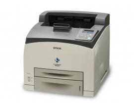 Epson ACULASER M4000N Tamaño de papel A4 · Blanco y negro 43ppm · Resolución 1200x1200ppp · Memoria RAM 64Mb. · Paralelo, USB, R