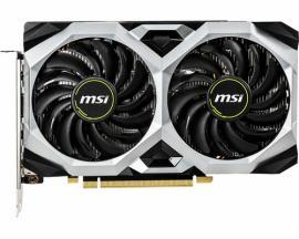 MSI GeForce GTX 1660 VENTUS XS 6G OC 6 GB GDDR6 - Imagen 1