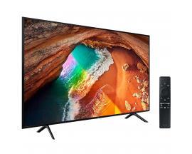"Tv samsung 55"" qled 4k uhd/ qe55q60ratxxc/ q hdr/ smart tv/ 4 hdmi/ 2 usb/ wifi/ tdt2/ satelite - Imagen 1"
