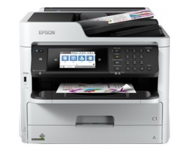 Multifuncion epson inyeccion color wf-c5710dwf workforce pro fax/ a4/ 34ppm/ usb/ red/ wifi/ wifi direct/ duplex todas las funci