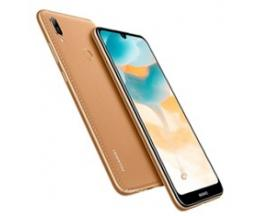 "Telefono movil smartphone huawei y6 2019 brown/ 6.09""/ 32gb rom/ 2gb ram/ 13 mpx - 8 mpx/ quad core/ huella/ desbloqueo facial"