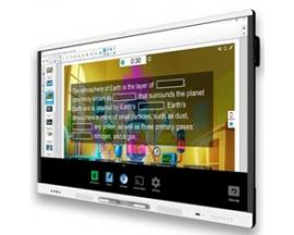 Pantalla plana interactiva smart board mx165 - Imagen 1
