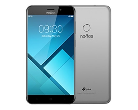 "Telefono movil smartphone tp link neffos c7 grafito / 5.5"" / 16gb rom / 2gb ram / octa core / 13mpx - 8mpx / 4g / lector de huel"