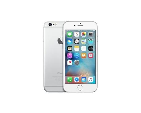 "Telefono movil smartphone apple iphone 6 silver / 4.7"" / 64gb / reacondicionado / refurbish - Imagen 1"