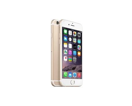 "Telefono movil smartphone apple iphone 6 plus gold 5.5"" / 64gb / reacondicionado / refurbish - Imagen 1"