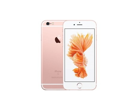 "Telefono movil smartphone apple iphone 6 plus rose gold 5.5"" / 64gb / reacondicionado / refurbish - Imagen 1"