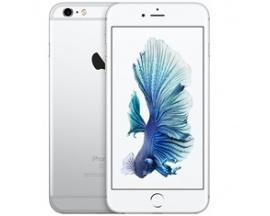 "Telefono movil smartphone apple iphone 6 plus silver 5.5"" / 64gb / reacondicionado / refurbish - Imagen 1"