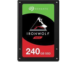 """Seagate IronWolf 110 unidad de estado sólido 2.5"""" 240 GB Serial ATA III 3D TLC - Imagen 1"""