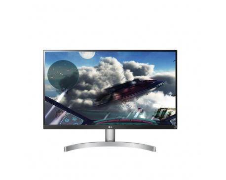 "Monitor led ips lg 27"" 27uk600 3840x2160 5ms displayport hdmi - Imagen 1"