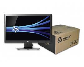 HP LE2002X Led 20 '' 16:9 · Resolución 1600x900 · Respuesta 5 ms · Contraste 3000:1 · Brillo 250 cd/m2 · Ángulo visión 160°v/17