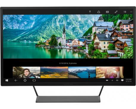 "HP Pavilion 32 pantalla para PC 81,3 cm (32"") Wide Quad HD LED Plana Negro - Imagen 1"