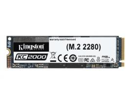 Kingston Technology KC2000 unidad de estado sólido M.2 500 GB PCI Express 3.0 3D TLC NVMe - Imagen 1