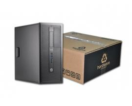 HP ProDesk 600 G1 i5 Torre   Intel Core i5 4570 3.2 GHz. · 8 Gb. DDR3 RAM · 250 Gb. SATA · 500 Gb. SATA · DVD-RW · COA Windows