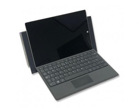 Microsoft Surface Pro 3 Intel Atom X7 Z8700 1.6 GHz. · 4 Gb. DDR3 RAM · 128 Gb. SSD · COA Windows 8.1 Pro actualizado a Windows