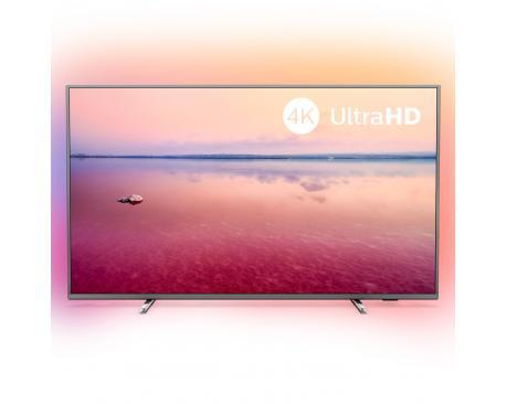 "Tv philips 55"" led 4k uhd/ 55pus6754/ ambilight/ hdr10+/ smart tv/ 3 hdmi/ 2 usb/ dvb-t/t2/t2-hd/c/s/s2/ wifi/ a+ - Imagen 1"