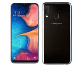 "Telefono movil smartphone samsung galaxy a20 black/ 5.8""/ 32gb rom/ 3gb ram/ 13+5 mpx - 8mpx/ octa core/ 4g/ dual sim/ - Imagen"