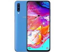 """Telefono movil smartphone samsung galaxy a70 blue/ 6.7""""/ 128gb rom/ 6gb ram/ 32+5+8 mpx - 32mpx/ 4500 mah/ dual sim/ huella - Im"""