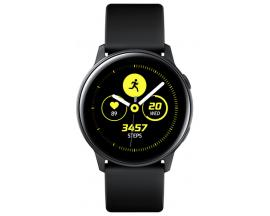 "Samsung Galaxy Watch Active reloj inteligente Negro SAMOLED 2,79 cm (1.1"") GPS (satélite)"