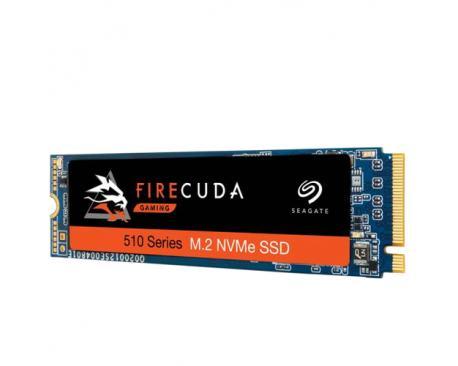 Seagate FireCuda 510 unidad de estado sólido M.2 1000 GB PCI Express 3.0 3D TLC NVMe - Imagen 1