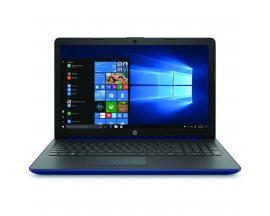 """Portatil hp 15 - da0181ns celeron n4000 15.6"""" 8gb - ssd256gb - wifi - bt - w10 -  azul lumiere - Imagen 1"""
