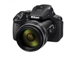 "Camara nikon coolpix p900 bridge 16mp - 3"" - zoom 83x - vr - full dh - wifi - gps - nfc - Imagen 1"
