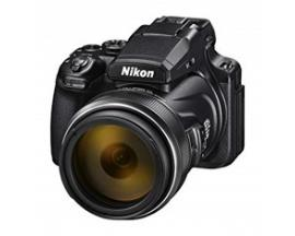 "Camara nikon coolpix p1000 bridge 16mp - 3"" - zoom 83x - vr - full dh - wifi - gps - nfc - Imagen 1"