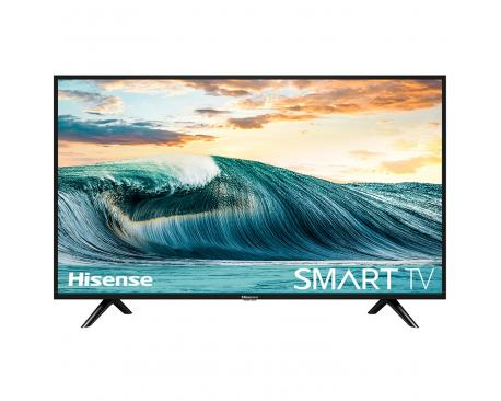 "Tv hisense 32"" led hd ready -  32b5600 -  smart tv -  wifi -  2 hdmi -  2 usb -  dvb - t2 - t - c - s2 - s -  quad core - Imagen"