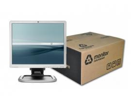 HP L1950 TFT 19 '' 5:4 · Resolución 1280x1024 · Dot pitch 0.294 mm · Respuesta 5 ms · Contraste 800:1 · Brillo 300 cd/m2 · 1x V