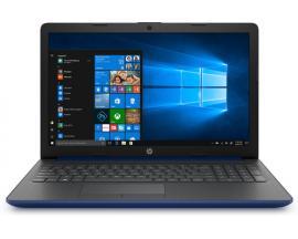"""Portatil hp 15 - da1047ns i5 - 8265u 15.6"""" 8gb - ssd256gb - nvidia gf mx110 2gb -  wifi - bt - w10 -  azul lumiere - Imagen 1"""