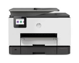 Multifuncion hp inyeccion color officejet pro 9020 fax -  a4 -  22ppm -  usb -  red -  wifi -  adf - Imagen 1