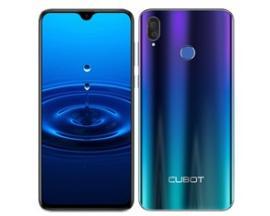 """Telefono movil smartphone cubot r15 azul -  6.26"""" -  16gb rom -  2gb ram -  13+2 mpx -  8mpx -  quad core -  dual sim -  huella"""