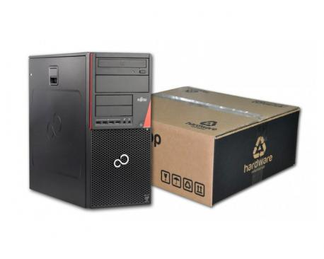 Fujitsu P720 Torre i5 Intel Core i5 4570 3.2 GHz. · 16 Gb. DDR3 RAM · 240 Gb. SSD · DVD-RW · COA Windows 8.1 Pro actualizado a W