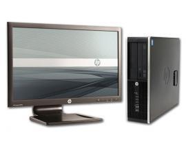HP 8300 Elite SFF i5 + TFT 20''   Intel Core i5 3470 3.2 GHz. · 8 Gb. DDR3 RAM · 500 Gb. SATA · DVD · COA Windows 7 Pro actuali