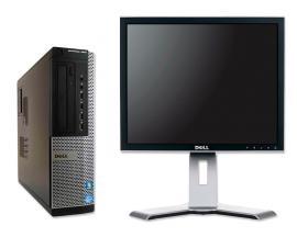 Dell 7010 SD + DELL 2007FP   Intel Core i3 3220 3,3 GHz. - 8 Gb. DDR3 - 500 Gb. SATA - Intel HD Graphics - 4xUSB 3.0, 6xUSB 2.0