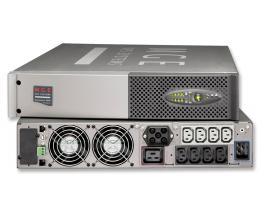 MGE UPS Evolution S3000 2U   3000VA (2700W) - Line Interactive - 1xUSB, 1xRS232 - Convertible Rack/Torre - Imagen 1