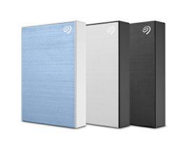 Seagate Backup Plus Portable disco duro externo 5000 GB Plata - Imagen 1