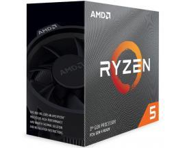 Micro. procesador amd ryzen 5 3600x 6 core 3.8ghz 32mb am4 - Imagen 1